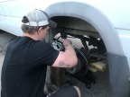 Nothing Used is Perfect – (Brakes, Rotors, Shocks)